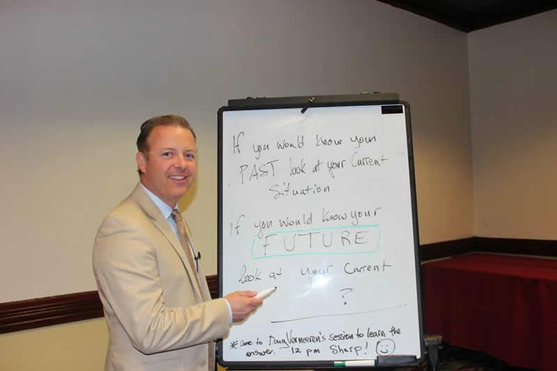 Doug Vermeeren – Keynote, Achievement Expert