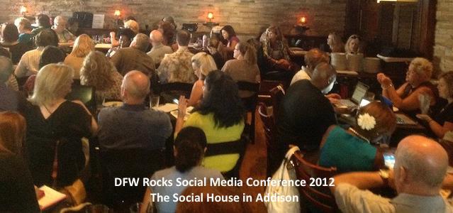 DFW Rocks Social Media 2012