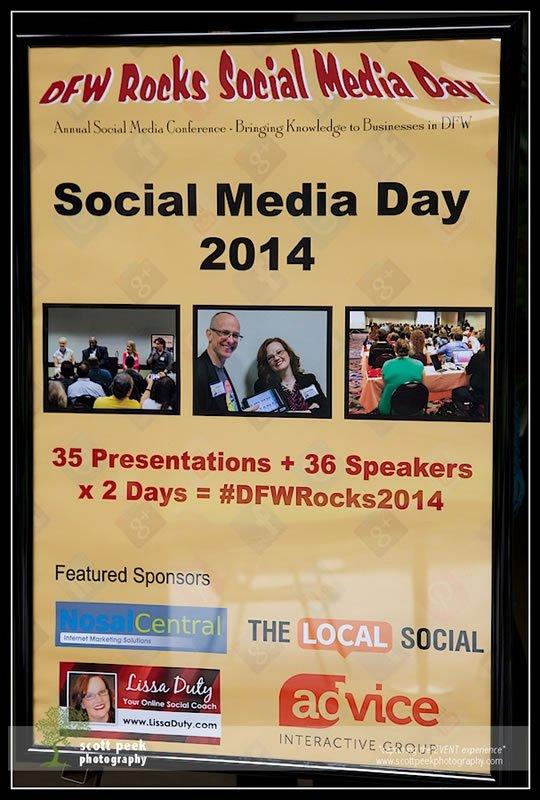 DFW Rocks Social Media Conference – Name that Speaker!