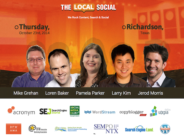 Local Social 2014 Speakers