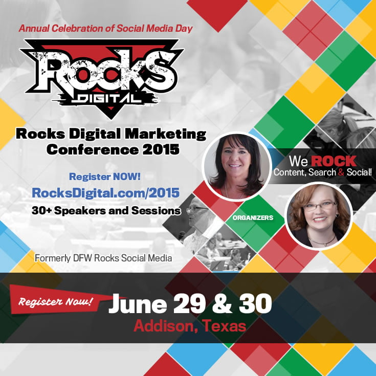 Digital Marketing Conference 2015 – Content Track
