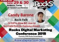 Candy Barone, Biz Development Speaker