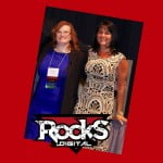 Bernadette Coleman and Lissa Duty in the news TODAY for Rocks Digital Marketing Conference 2015