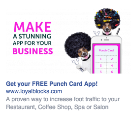 Creative Facebook Ad