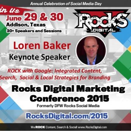 Loren Baker, Keynote Digital Marketing Speaker