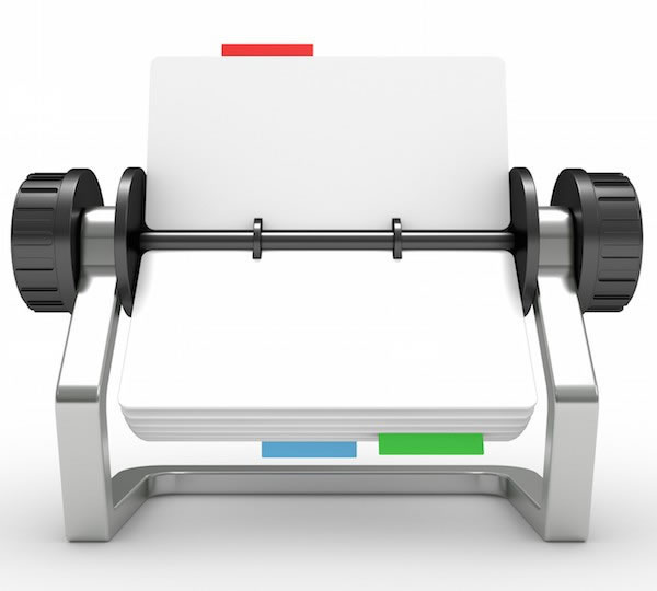 Biz Tip #1: How to Turn Your Rolodex into CASH $$$