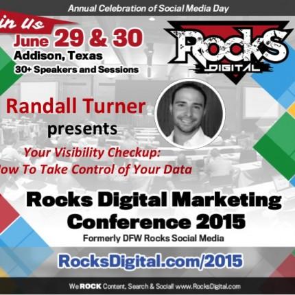 Randall Turner, Digital Marketing Expert, on Your Visibility Checkup