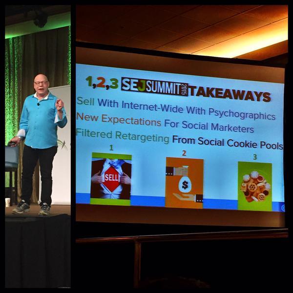 SEJ Summit Dallas, Marty Weintraub