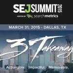 SEJ Summit Dallas 2015 Live Blogging