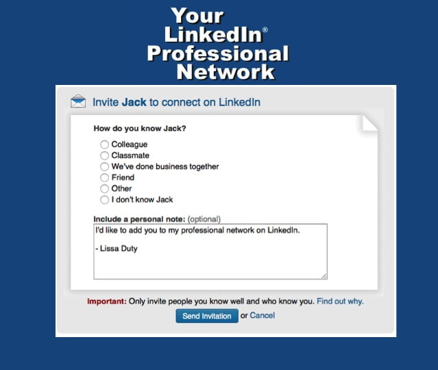 LinkedIn Best Practice: How To Send a Connection Request the Right Way
