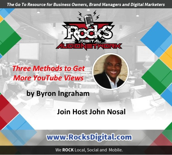 Learn How to Get More YouTube Views [Audio]