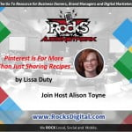 Pinterest for Business Audio