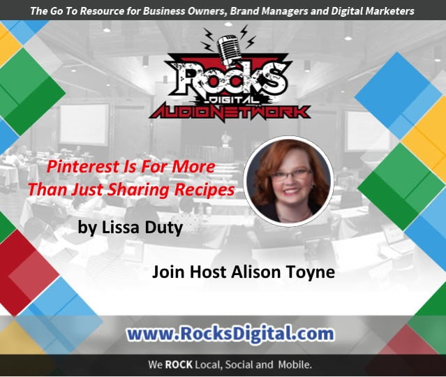 Pinterest is for More Than Just Sharing Recipes [Audio]