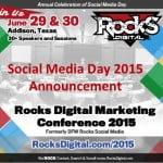 Social Media Day 2015