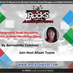 Why to Integrate Social Marketing