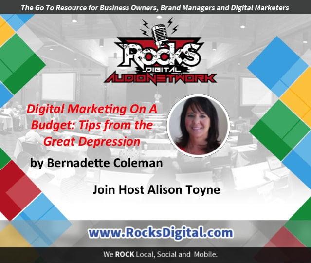 Digital Marketing on a Budget