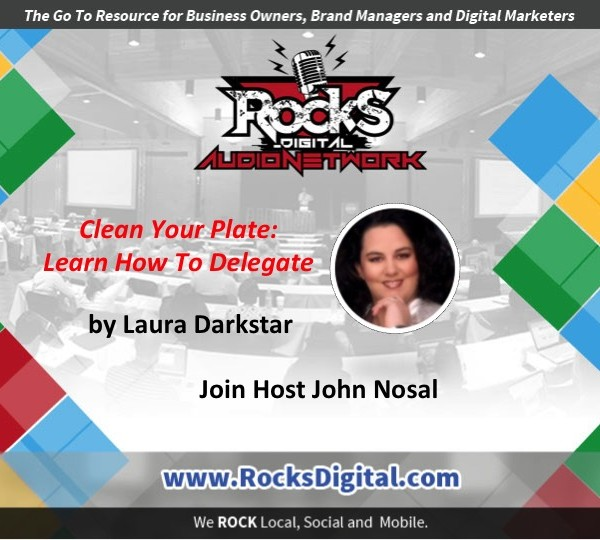 Stop Working Late: Learn How to Delegate! [Audio]