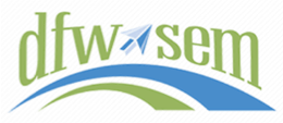 Dallas-Fort Worth Search Engine Marketing Association (DFWSEM) logo