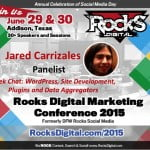 Jared Carrizales, PR Expert to speak at digital marketing conference
