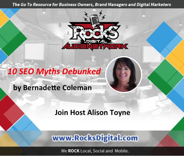 Top SEO Myths and The Reality [Audio]