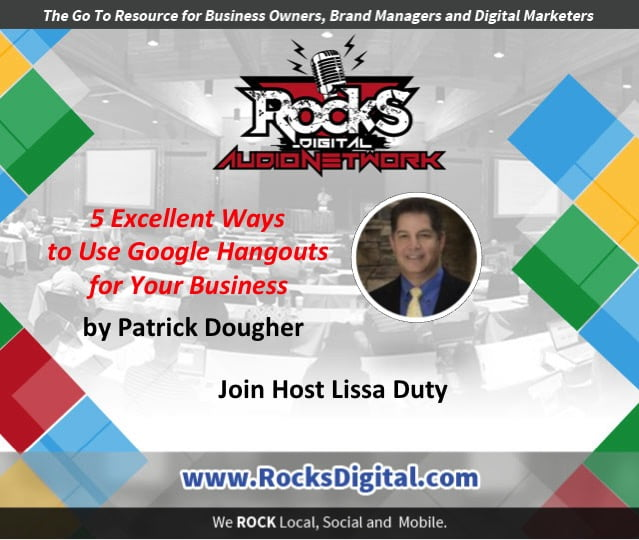 Using Google Hangouts for Business [Audio]