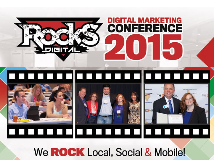 The 411 on the 2015 Rocks Digital Conference Agenda and Special One-Day Ticket Offer