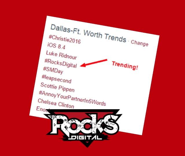 50 Best Tweets from Rocks Digital's Social Media Day Celebration