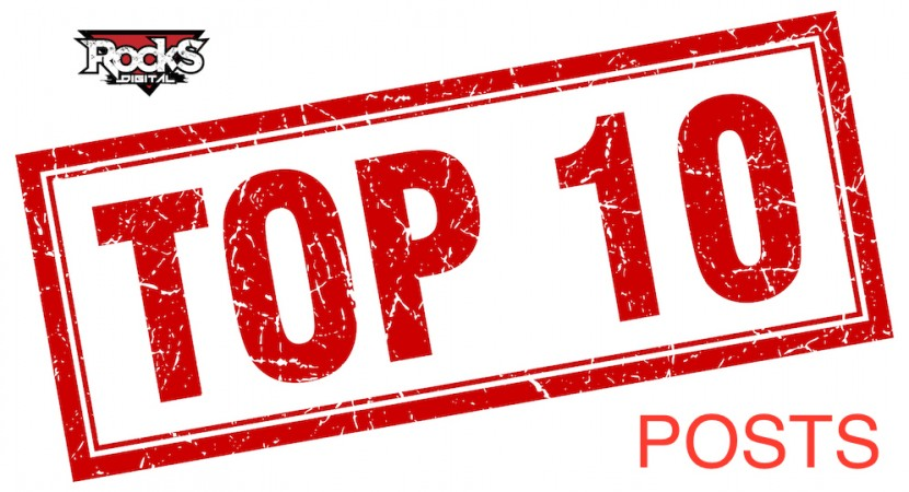 Celebrating One Year of Blogging – Here is the Rocks Digital Top 10 Posts!