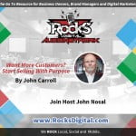 Selling with Purpose John Carroll