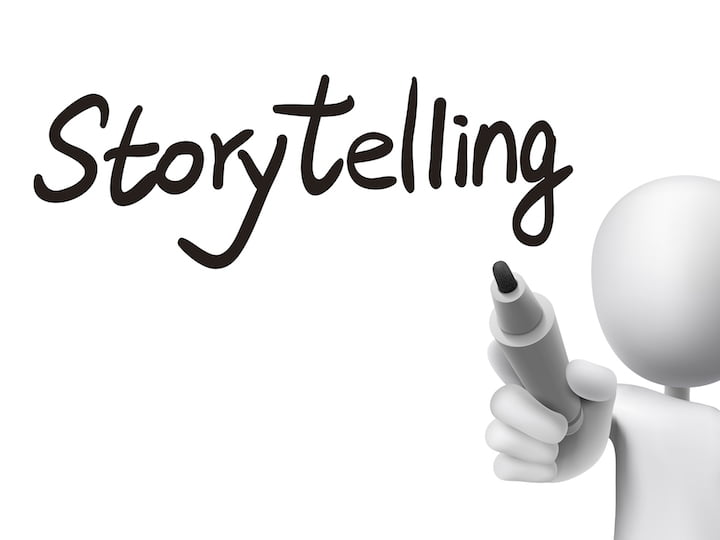 storytelling for nonprofits and businesses