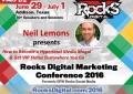 Neil Lemons Serves Up the Secrets to Building a Hyperlocal Media Empire at Rocks Digital 2016!