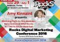 Marketing Hacks for Non-Marketers at Rocks Digital 2016 - Live Blog