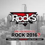 Rocks Digital Call for Sponsors 2016
