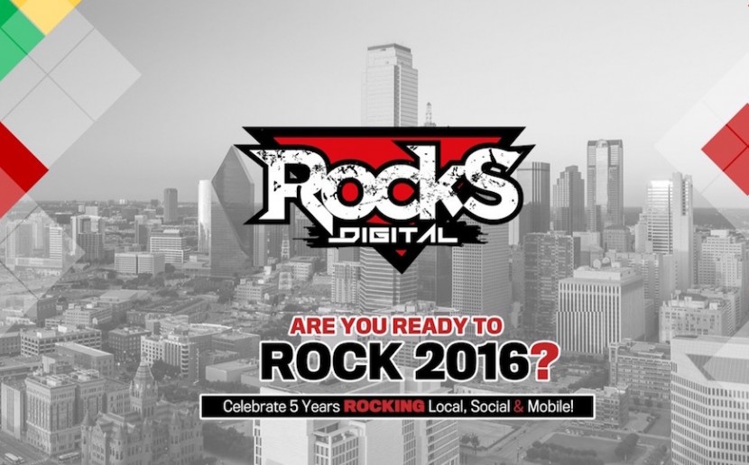 Help Us ROCK 2016: Call for Sponsors