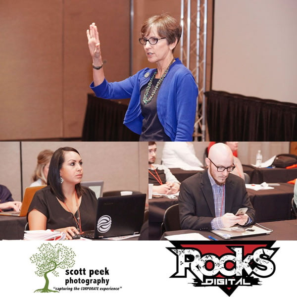 Amy Kinnaird Speaker, Rocks Digital Marketing Conference Dallas 2016