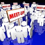 Meetup Groups Network