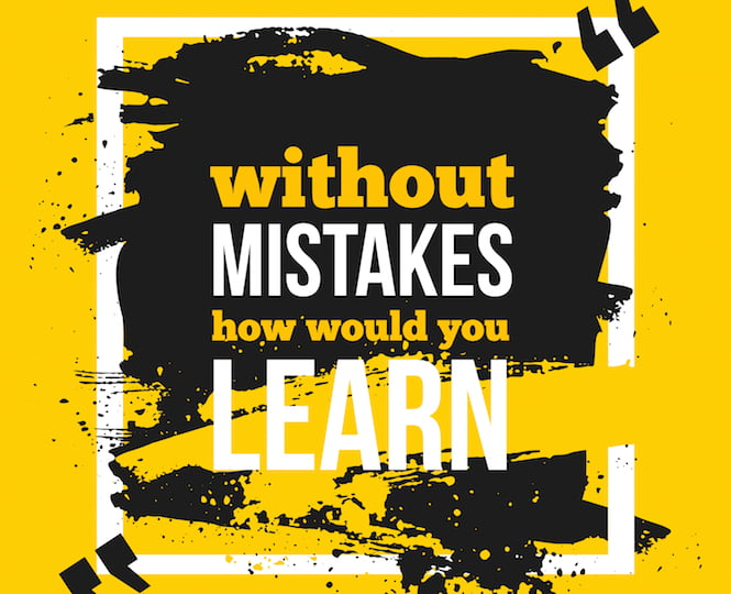 Sales Mistakes Quote