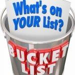 Business Bucket List