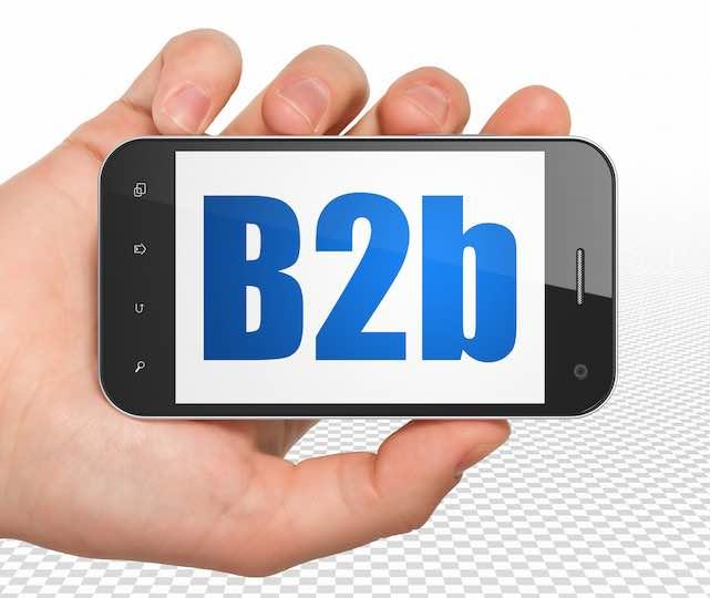 Smartphone B2B Mobile