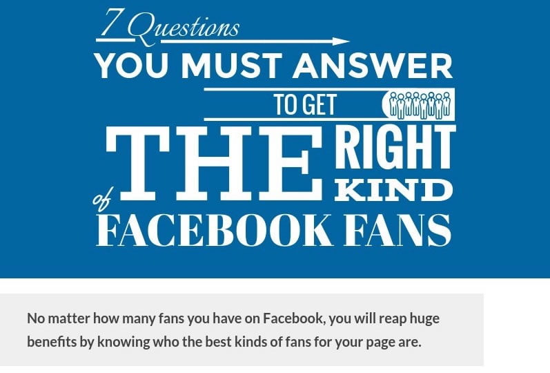 7 Questions for Attracting the Right Type of Followers on Social Media [Infographic]