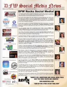 DFW Social Media News 2012