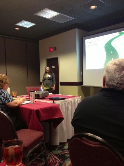 Renee Groskreutz Intro to Blogging