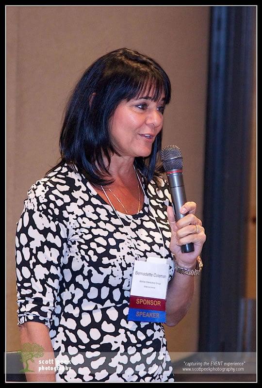 Dallas SEO Conference, Bernadette Coleman