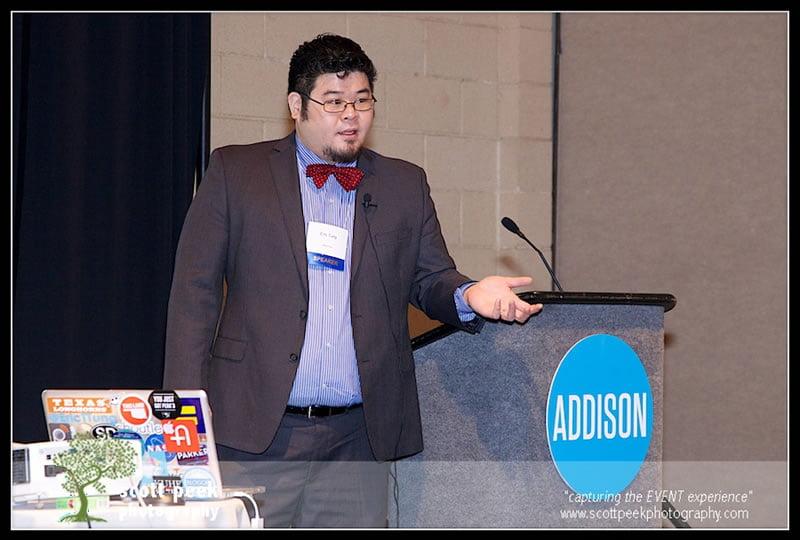 Dallas Social Media Conference, Eric Tung, DFW Rocks