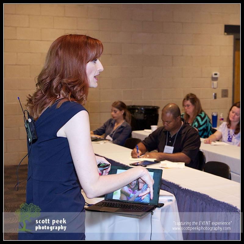 Dallas Social Media_Conference, Jessica Rector, Blogger