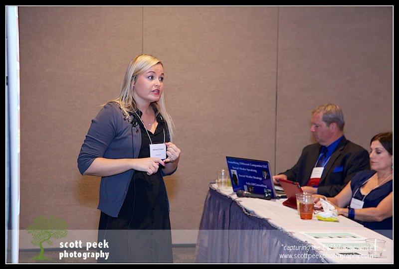 Dallas Social Media, Melissa Cowser with Texas Media Pros