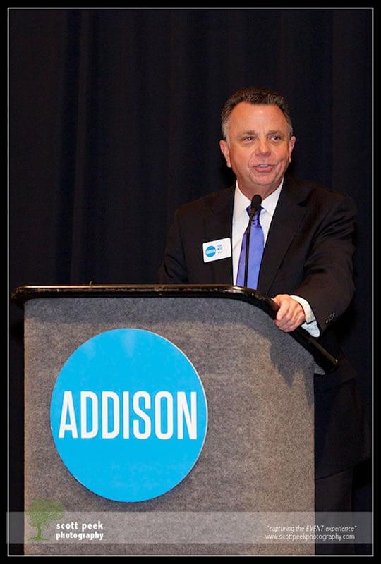 Social Media Day, Addison Mayor Todd Meier