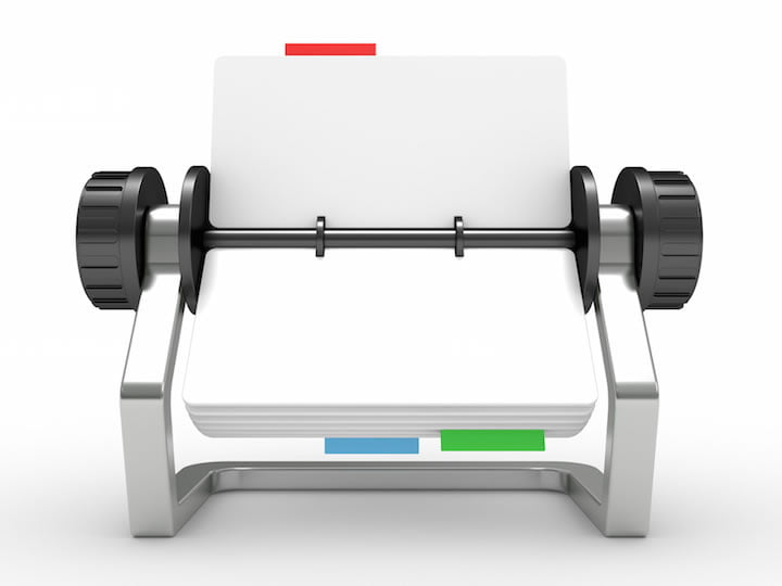 Turn Your Rolodex into Cash