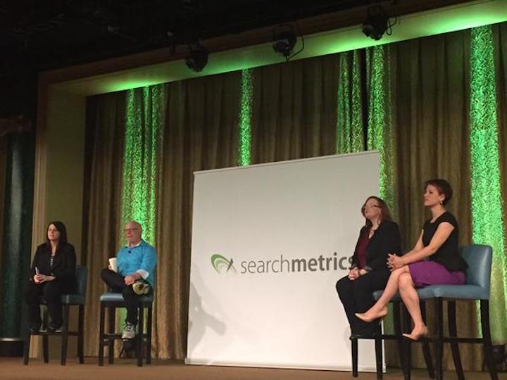 SEJ Summit Dallas, Kate Buck, Lissa Duty and Marty Weintraub