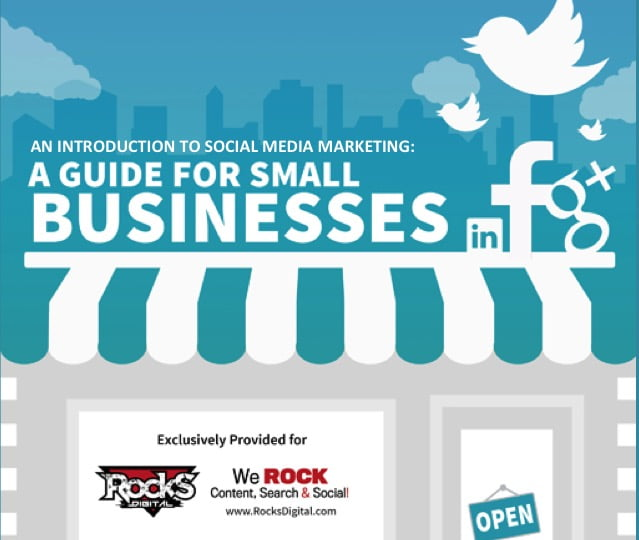 Social Media Marketing eBook for Small Business